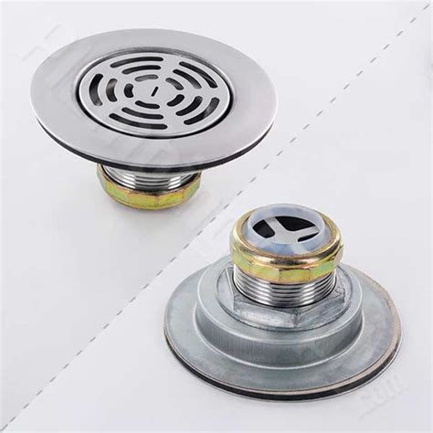 waste valves and accessories for commercial kitchen and