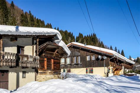 ski ski chalet for sale in les gets alps