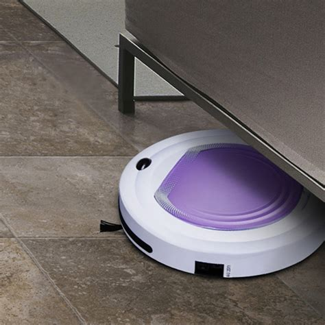 home robotic smart automatic vacuum cleaning robot floor cleaner sweeper remote