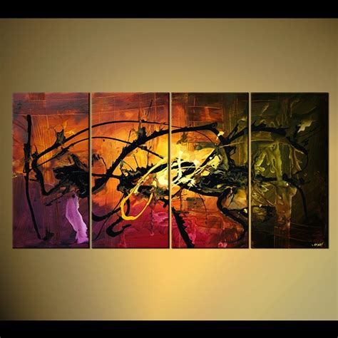 abstract painting home decor abstract painting multi