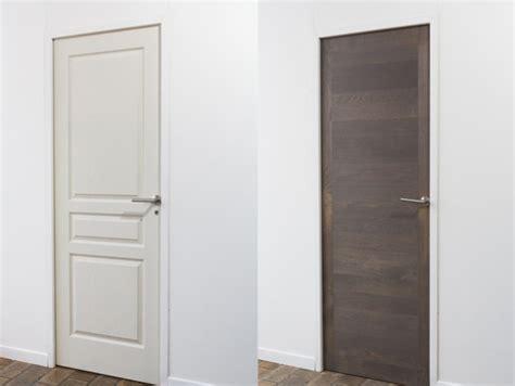 d 233 coration de porte et de placards quelques inspirations stickwood lames de bois