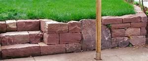 Was Ist Sandstein : hochwertige trockenmauern bauen gartenschaffer martin ulmer ~ Markanthonyermac.com Haus und Dekorationen