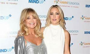 Kate Hudson interviews Goldie Hawn about her career in ...
