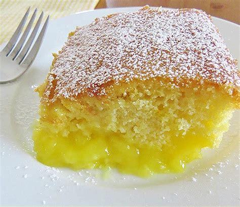 warm lemon pudding cake recipe chefthisup