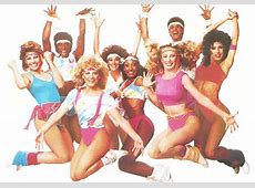 Lets Get Physical! 80s Aerobics at The View, Grandview