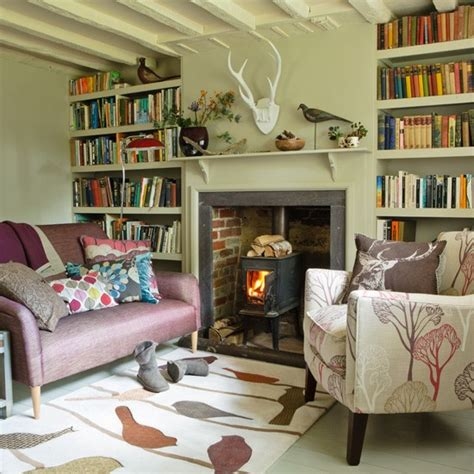 country living room ideas uk country style living room with fireplace living room
