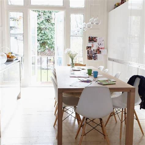 Minimalist Dining Room  Modern Dining Rooms  Dining Room