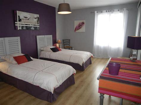 id 233 e peinture chambre couleurs aubergine gris chambre id 233 e peinture chambre