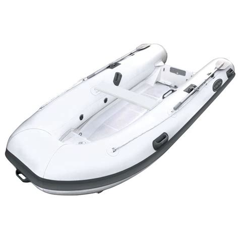 Inflatable Boat With Rigid Floor by West Marine Rib 350 Double Floor Rigid Hypalon Inflatable