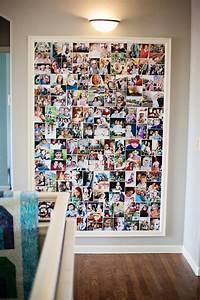 Idee Für Fotowand : fotowand zu hause gestalten tipps und 25 kreative ideen innendesign wandverkleidung zenideen ~ Markanthonyermac.com Haus und Dekorationen