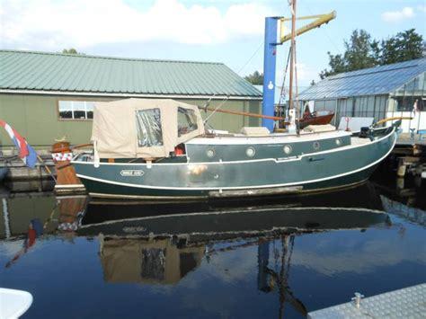 Schouw Netherlands by Tholense Schouw In Noord Holland Motorsailers Used 25052
