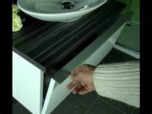 Waschbecken Spiegel Kombination : badm bel g ste wc kombination 80cm pure unterschrank keramik waschbecken spiegel youtube ~ Markanthonyermac.com Haus und Dekorationen