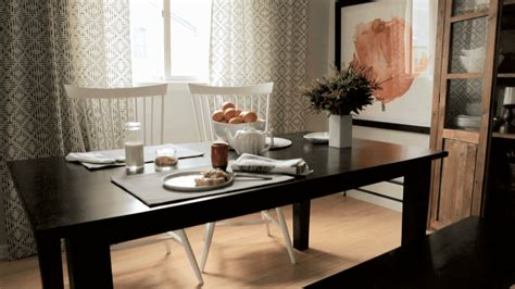 Small Dining Room Arranging