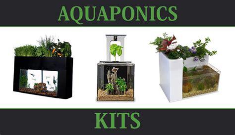 Aquaponics Kits-uponics, Hydroponics And Aquaponics