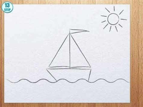 Speedboat Quick Draw by Full Download How To Draw A Cowboy Art Lessons Drawing