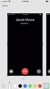 How to Take Better FaceTime Screenshots in iOS 11 ...
