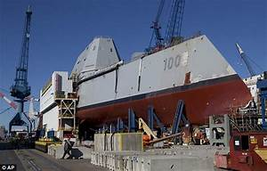 The pride of the fleet: U.S. Navy's largest ever destroyer ...