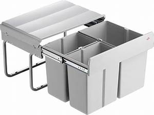 Mülleimer Für Einbauküche : abfallsammler einbau kurze einbautiefe mit 30 liter vollauszug deine traumk che ~ Markanthonyermac.com Haus und Dekorationen