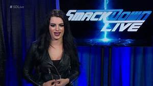 Paige announces Daniel Bryan's match and opening segment ...