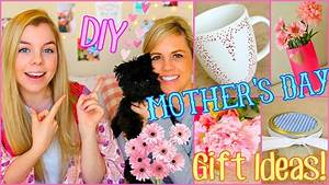 DIY Mother's Day Gift Ideas! - YouTube