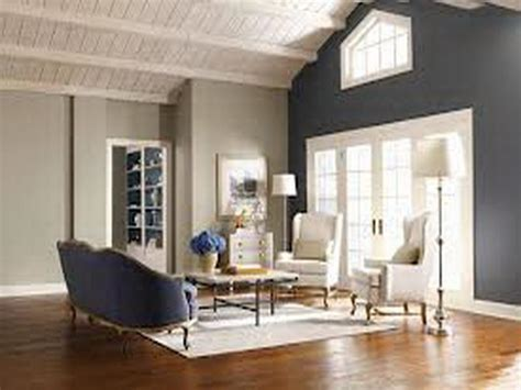 image accent walls living room paint color ideas
