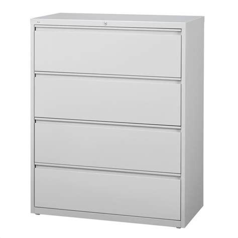 filing cabinet file storage hirsh industries 4 drawer