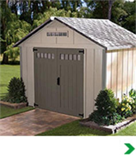 yard buildings outdoor storage accessories at menards