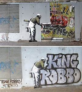 BBC - iWonder - How did Banksy become the world's most ...