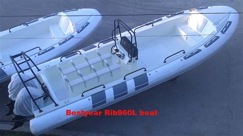 Large Inflatable Boat by China Large Rib960l Boat Rigid Inflatable Boat Photos