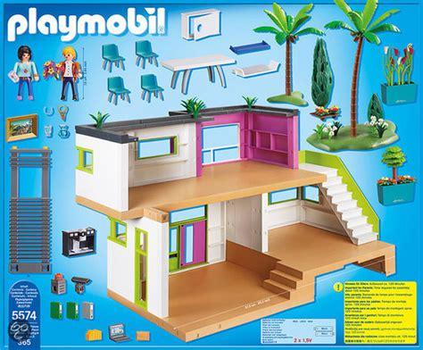 villa moderne playmobil images