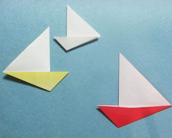Origami Super Boat by Origami Yachts Super Easy Twins Pinterest Origami