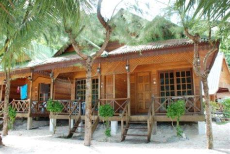 new cocohut chalet perhentian island malaysia booking