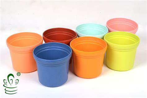 rond color 233 petit pot de fleurs en plastique 2014 kailai pots 224 fleurs jardini 232 res id du