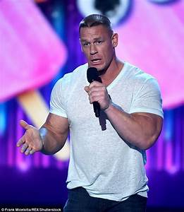 John Cena to host 2018 Kids' Choice Awards   Daily Mail Online