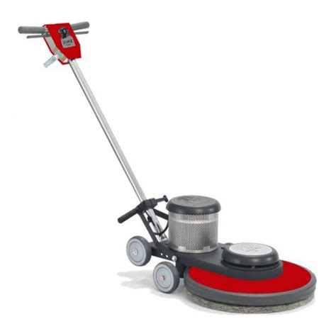 hawk 750 1500 rpm high speed floor polisher burnisher