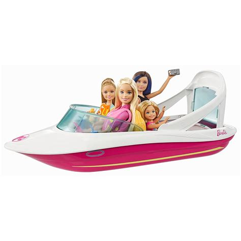 Barbie Jet Boat by Barbie Dolphin Magic Ocean View Boat At Hobby Warehouse
