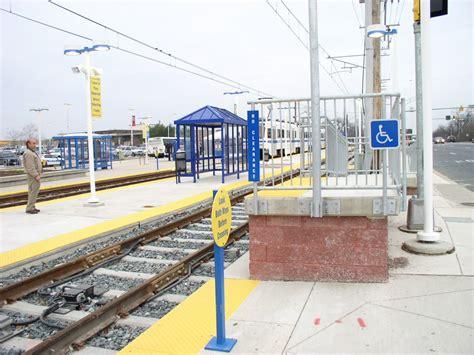 baltimore light rail stops linthicum baltimore light rail station