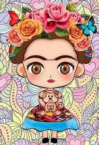Frida Kahlo Kunstwerk : resultado de imagen para frida kahlo catrina dibujo frida en 2018 pinterest ~ Markanthonyermac.com Haus und Dekorationen