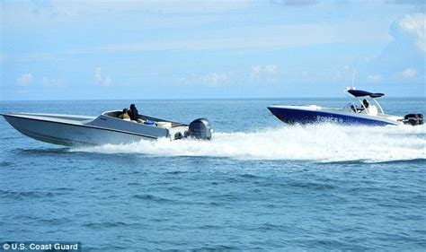 Fast Boat Videos by Drug Cartels Using New Go Fast Boats That Are Almost