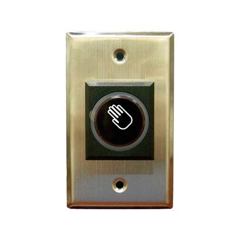 protecp 233 o boutique controle d acc 232 s biom 233 trie bouton d ouverture de porte sans contact