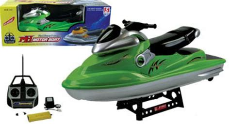Toy Rc Fishing Jet Boat by Ready To Run Remote Control Super Power Model Jet Ski 22 Quot