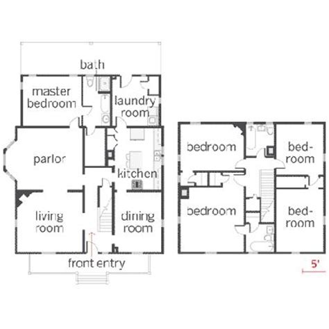 1000 images about i the american foursquare on house plans four square and
