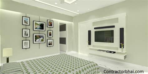 4 Bhk Home Interior Design : 2bhk Interior Designing In Borivali, Mumbai