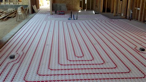 radiant floor heating for your comfort leith heating and cooling