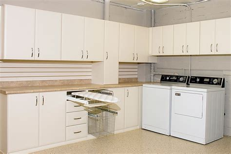valet custom cabinets storage solutions for laundry