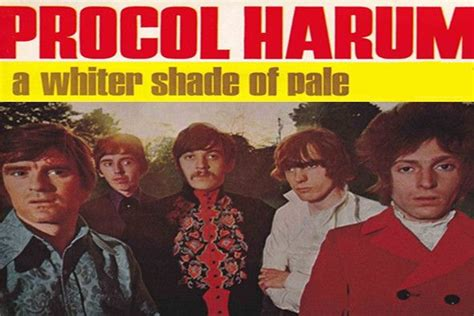 Procol Harum-a Whiter Shade Of Pale