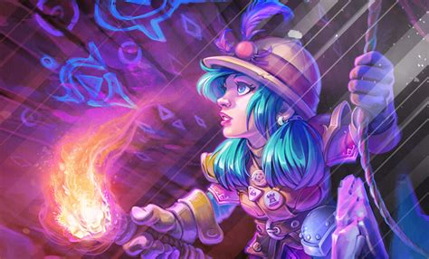 hearthstone features learn to play the mage jaina s new top tier archetype gosugamers