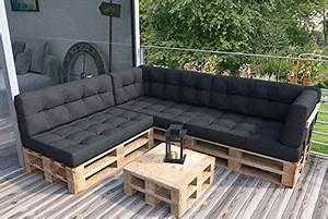 Paletten Möbel Garten : paletten lounge edle variante von palettenm beln paletten ~ Markanthonyermac.com Haus und Dekorationen