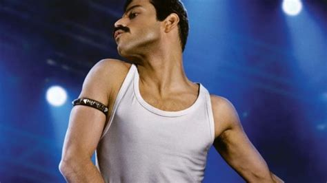 First Look At Rami Malek As Freddie Mercury
