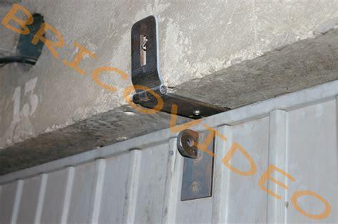 mecanisme fermeture porte garage